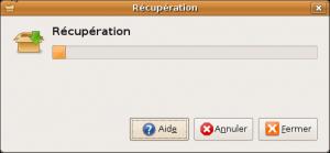 La mise à jour du système avec PackageKit