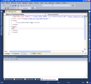 Exemple de fichier avec Source Code Pro