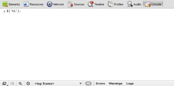 Chrome sans autocompletion