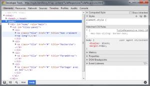 Developper Toolbar avec ADB